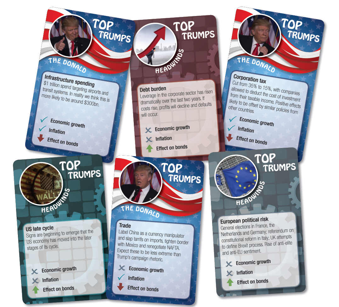 Top trump cards