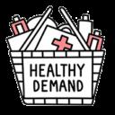 Healthy demand