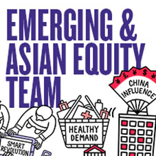 Newton Emerging & Asian Equity team