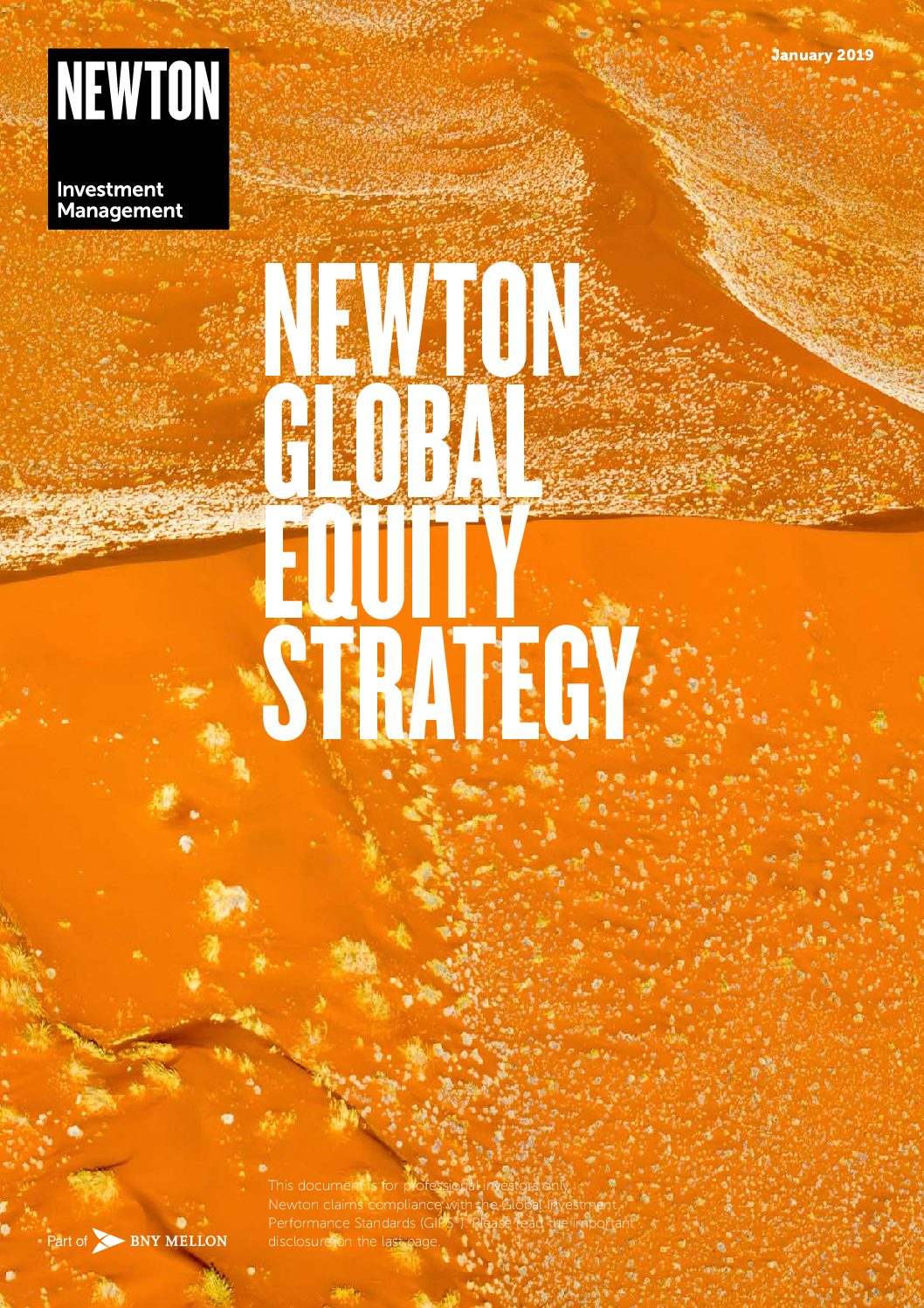 Global Equity brochure