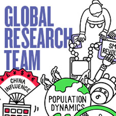 Global research team