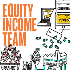Newton equity income team