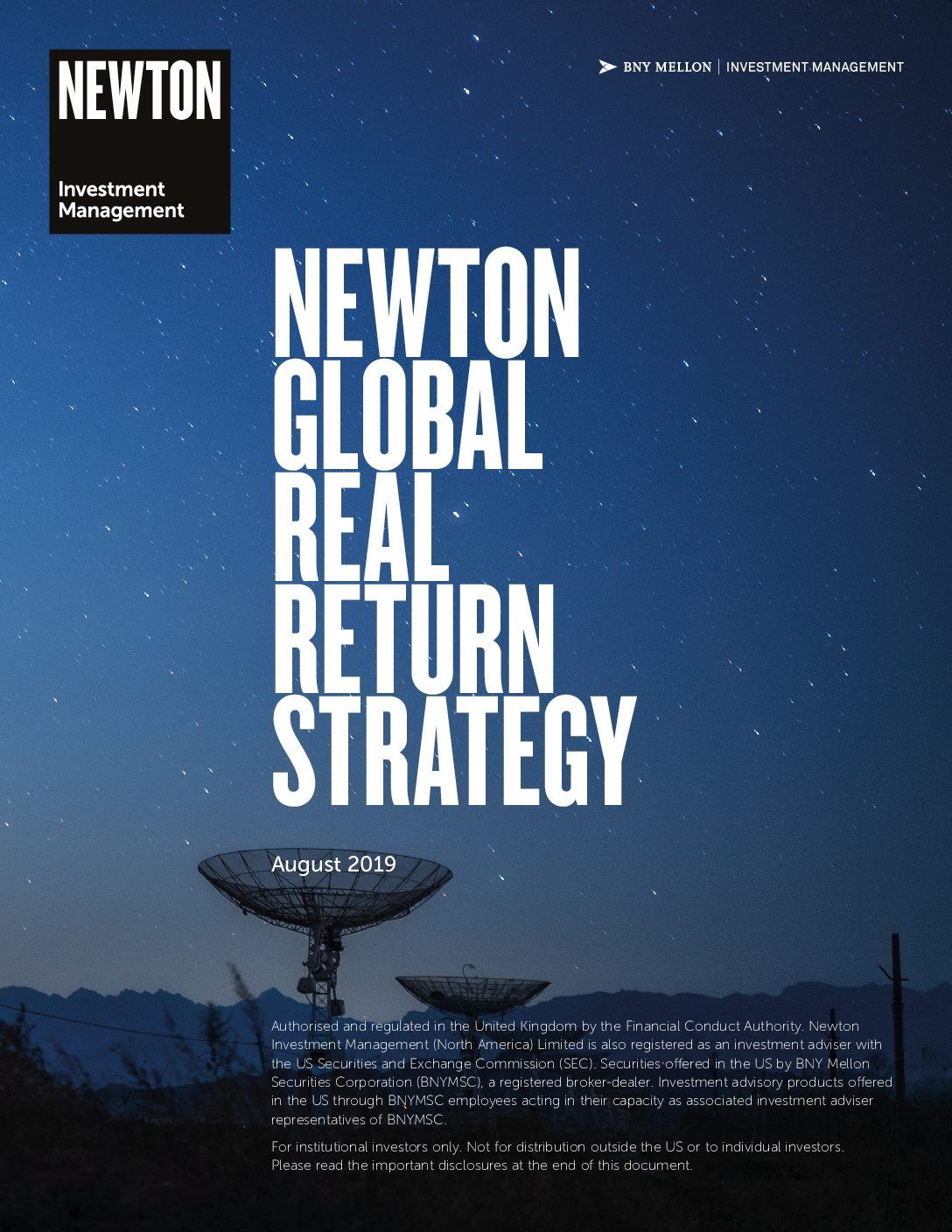 NIMNA Global Real Return brochure