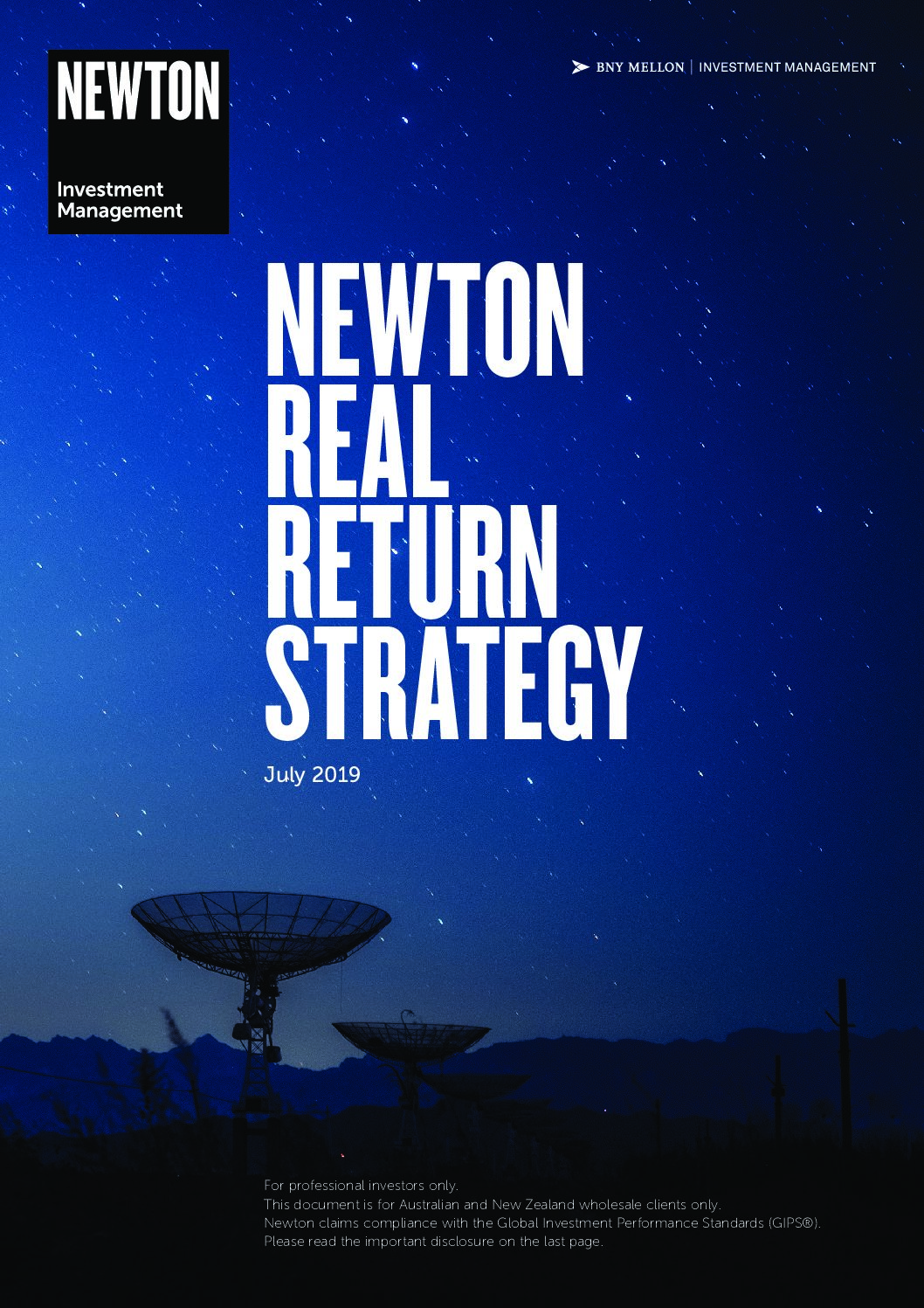 AUS Real return brochure