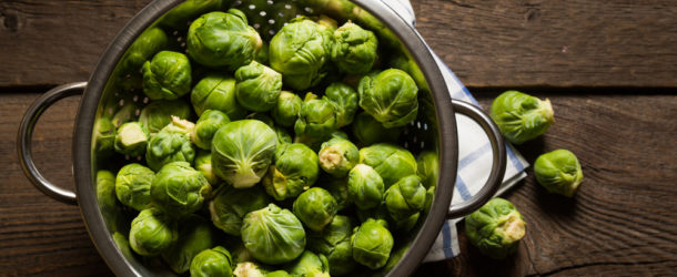 More sprouts, less turkey