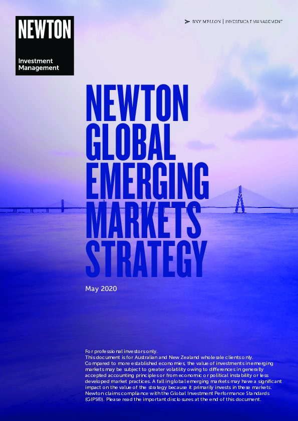 AUS Global Emerging Markets Strategy brochure