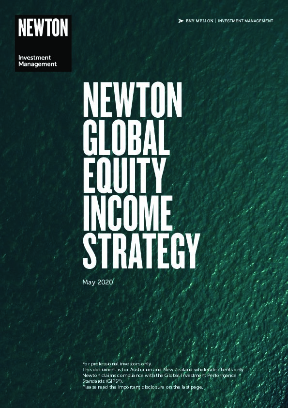 AUS Global Equity Income brochure