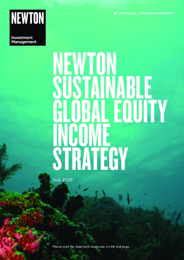 Sustainable Global Equity Income Brochure