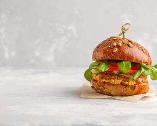 Food, Burger, Plant
