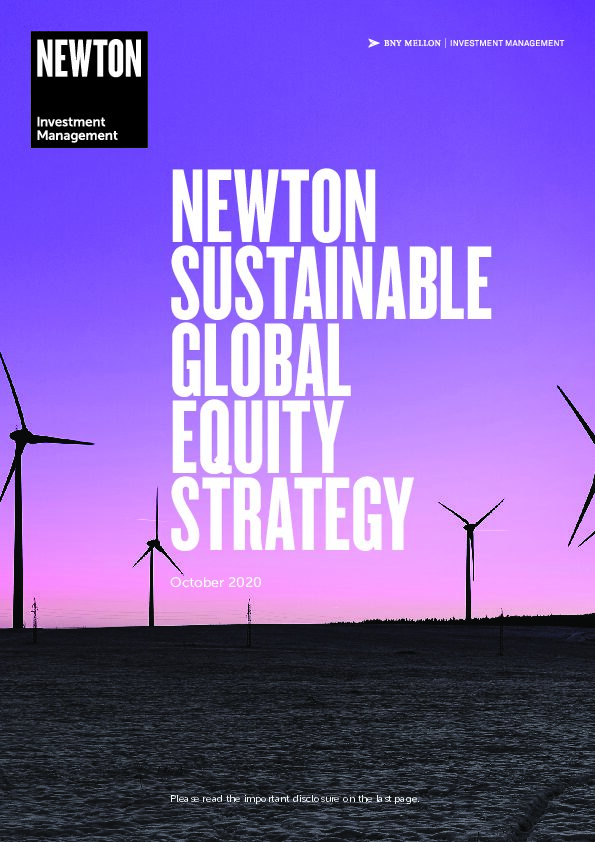 Sustainable Global Equity Brochure Retail
