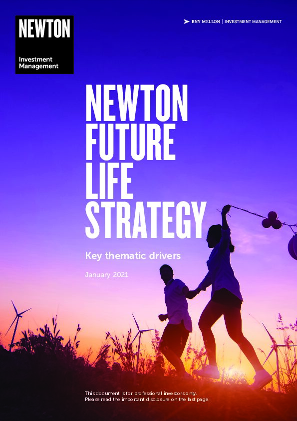 Future Life strategy brochure