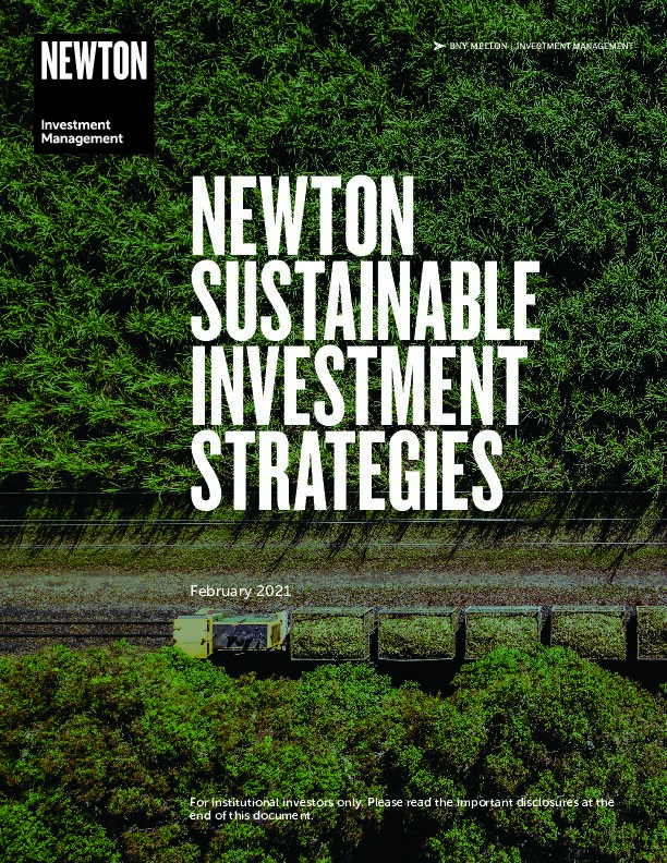 NIMNA Sustainable Investment Strategies brochure