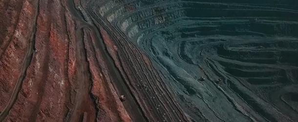 Mining, Painting, Art