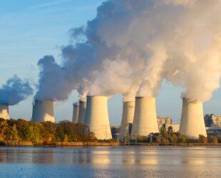 Power Plant, Building, Pollution